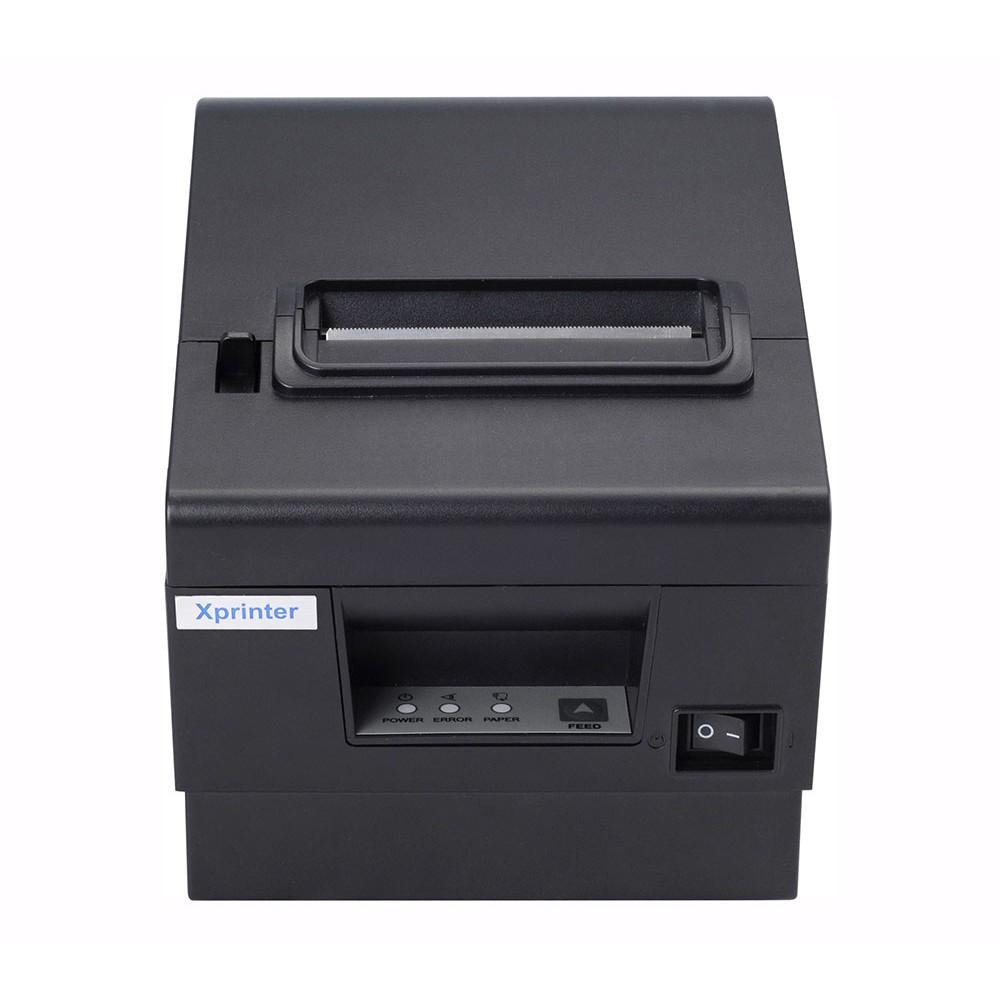 Máy in hóa đơn Apos-210(Đen)