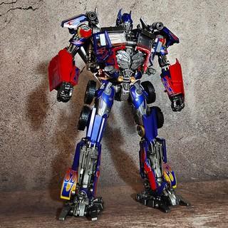 Đồ chơi mô hình robot Transformer Black Mamba Ls03F