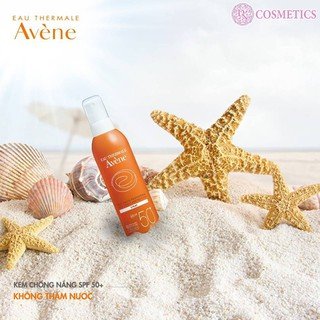 Xịt Chống Nắng Avene Very High Protection SPF 50+
