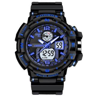 Đồng hồ nam coolboss mẫu 0899 chống nước 50m tặng kèm pin thay thế