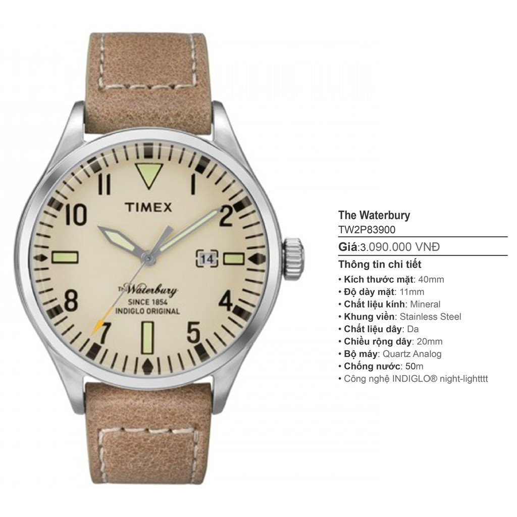 Ng H Nam Chnh Hng Timex Mk1 Aluminum Shopee Vit Weekender Fairfield Chronograph Tw2r37800 Original