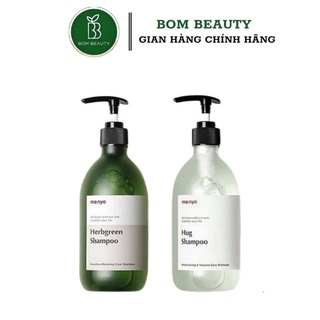 Dầu gội Herbgreen &Hug Shampoo Manyo Factory 510ml thumbnail