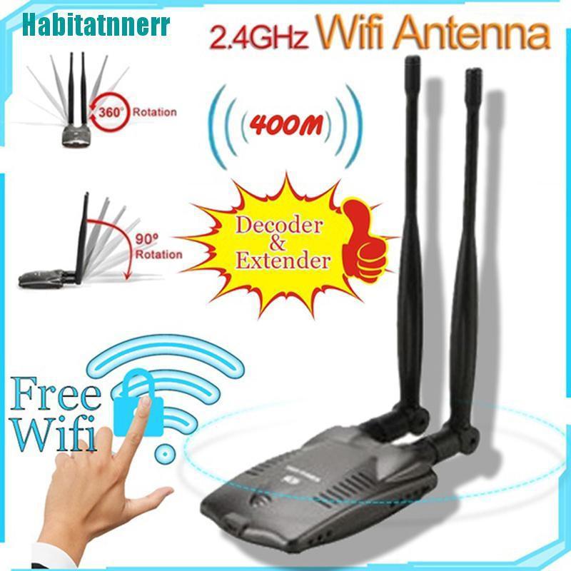 Bộ Ăng Ten Wifi Có Khóa Mật Khẩu Cao Cấp
