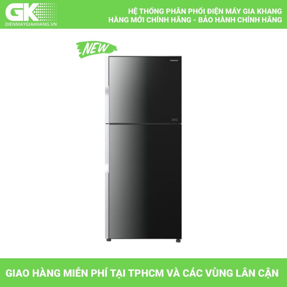 Tủ lạnh Hitachi Inverter 395 lít R-VG470PGV3 GBK - 21594099 , 1738274157 , 322_1738274157 , 18700000 , Tu-lanh-Hitachi-Inverter-395-lit-R-VG470PGV3-GBK-322_1738274157 , shopee.vn , Tủ lạnh Hitachi Inverter 395 lít R-VG470PGV3 GBK