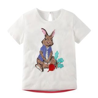 CHÍNH HÃNG _ Áo bé gái, áo thun cho bé gái - hãng 27kids