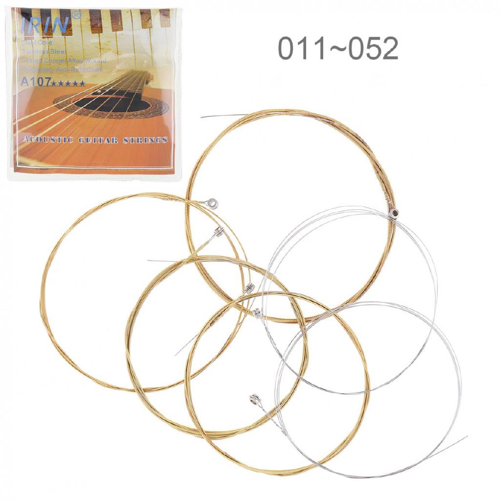 Guitar String Steel Core Coated with Anti-Rust Coat