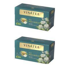Combo 02 hộp trà Vinatea Thái nguyên túi lọc 50g