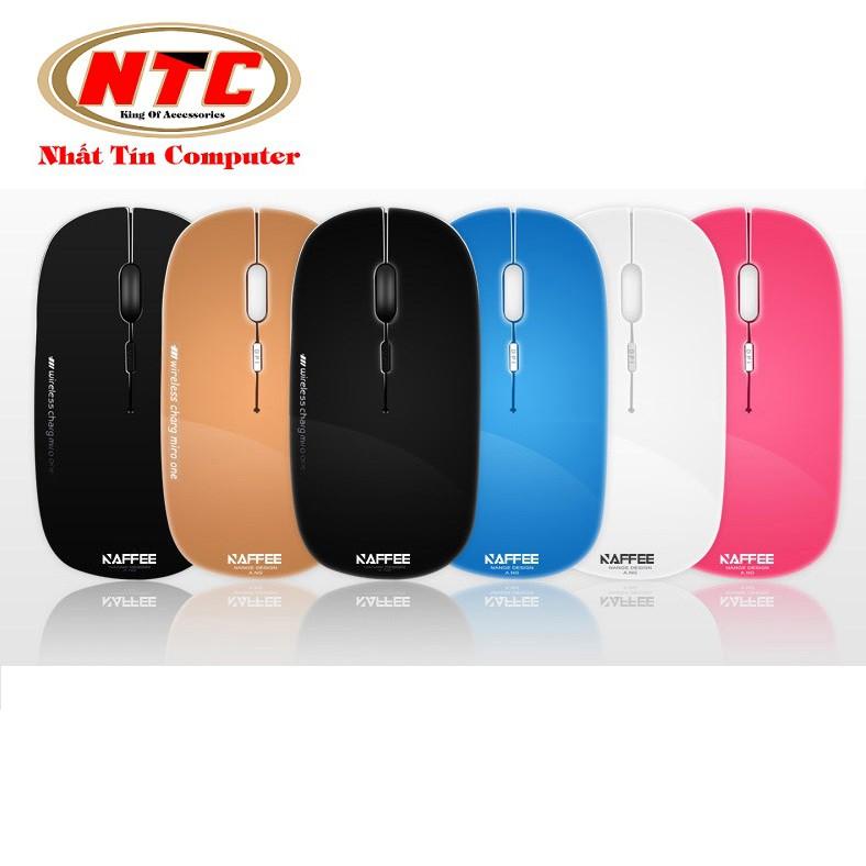Chuột không dây dùng pin sạc Naffee Q3 siêu mỏng