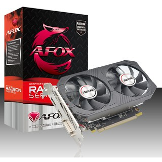 Card màn hình Afox RX550-4G DDR5 Dual Fan thumbnail