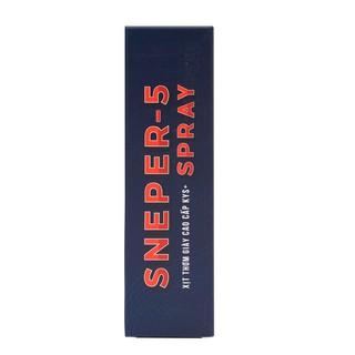 [Mã MABRHV155 giảm 15% đơn 250K] Xịt thơm giày cao cấp Sneper-5 KYS+ hương nước hoa khử mùi hôi, khử khuẩn thumbnail