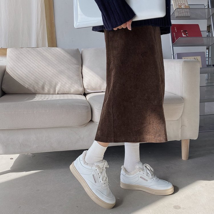Giày Thể Thao Đế Dày Thời Trang Hàn Cho Nữ