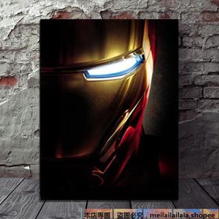 mô hình nhân vật iron man phim the avengers 4