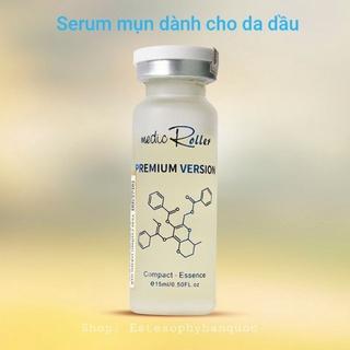 Serum Medic Roller mụn 15ml - Tế bào gốc mụn Medic Roller chính hãng thumbnail