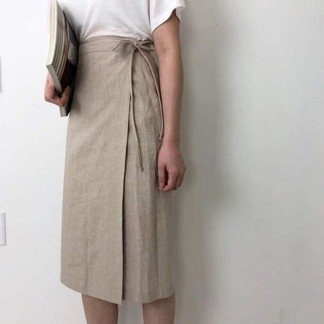 Chân váy linen rất thích hợp cho mùa hè . | Shopee Việt Nam