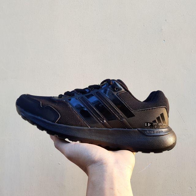 ?[SALE KHỦNG]Giày Thể Thao Adidas Cloudfoam Đen