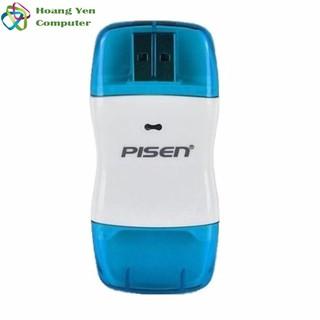 Đầu Đọc Thẻ Nhớ SD Pisen Colour TS-E031 USB 2.0 - Bh 1 Năm thumbnail