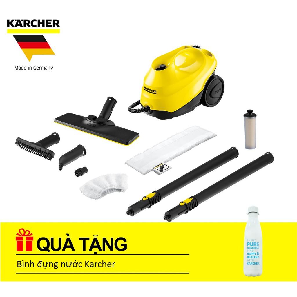 Máy làm sạch và lau sàn Karcher SC 3 easyfix tặng bình đựng nước trị giá
