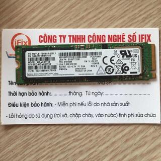 [Mã IFIX99 giảm 5% đơn 200K] SSD M2 NVME 360GB INTEL PRO 600PỔ cứng M2 nvme samsung pm961 PCle 2280 256Gb