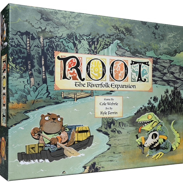 BỘ BOARD GAME ROOT MỞ RỘNG