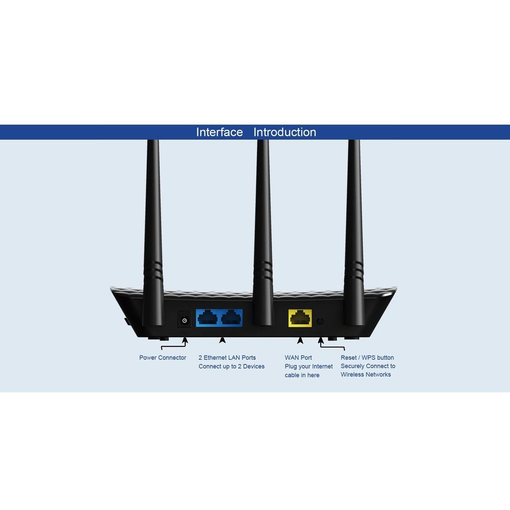 Bộ phát router wifi LB-LINK BL-WR3000A Chính hãng - Bảo hành 24 tháng!!!