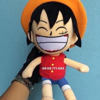 Thú bông Luffy 40cm