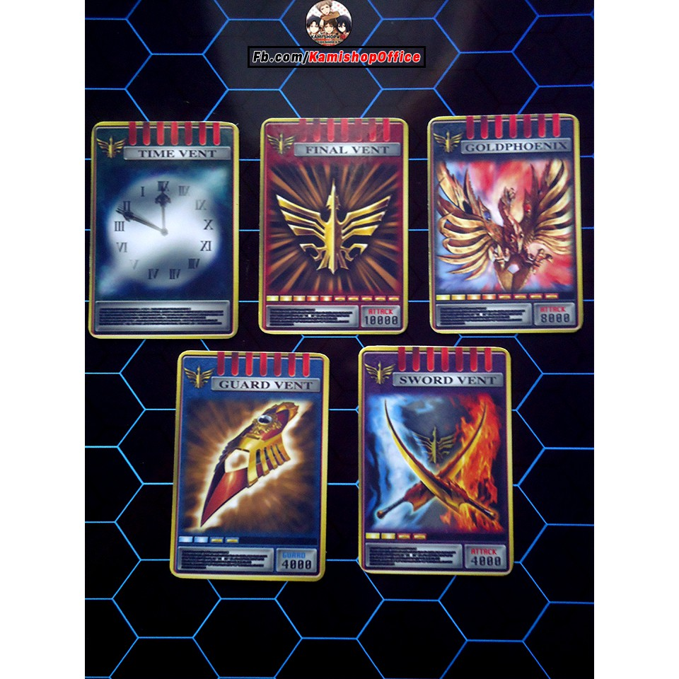 [Nhập mã TOYMAY15 giảm 15K] Set 5 thẻ Advent Odin