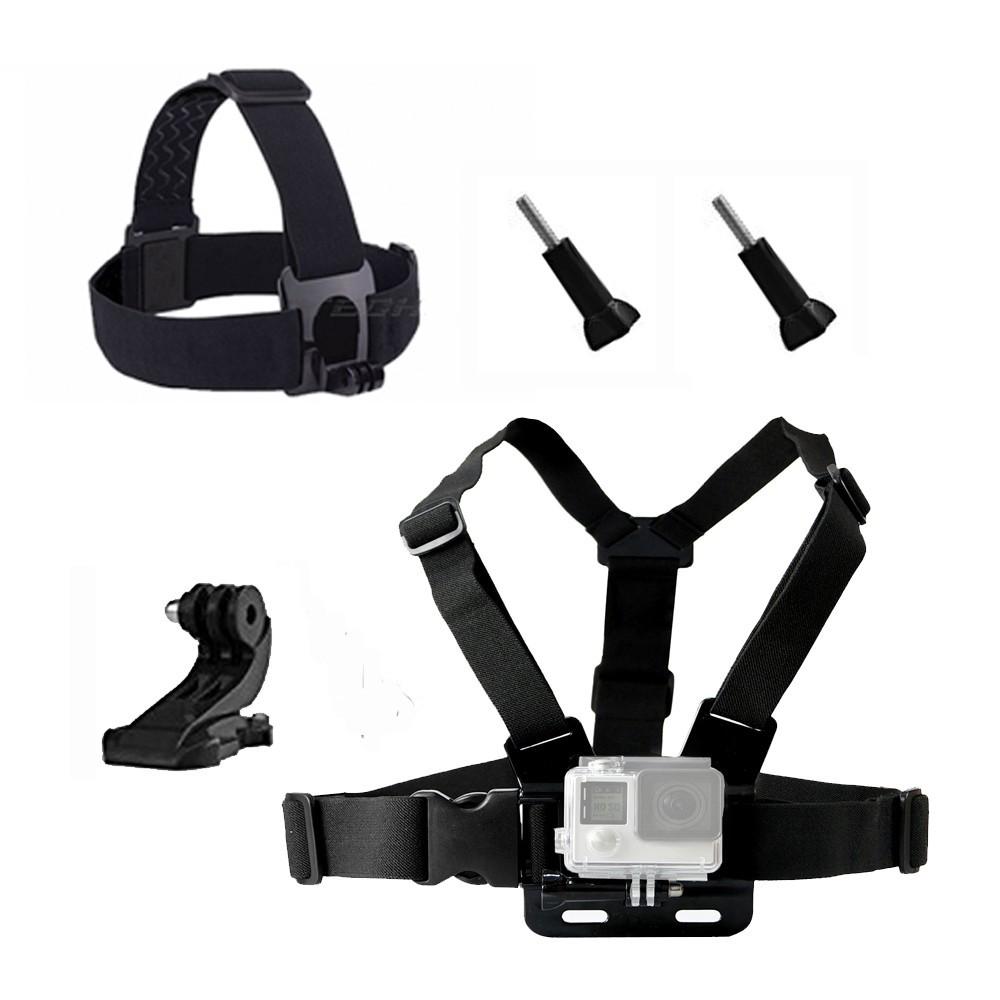 Dây đeo đầu cho máy quay hành trình GoPro GO PRO J