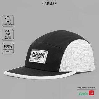 Mũ lưỡi trai CAPMAN chính hãng full box, nón kết nam hiphop CM132 dành cho nam nữ thumbnail
