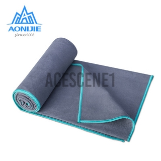 AONIJIE Sports Towel Microfiber Fabric Absorb Sweat Running Towels Fitness Yoga Quick Dry Washcloth