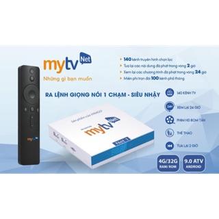 ANDROID TIVI BOX MYTV NET 1 RAM 4GB-32GB CHÍNH HÃNG