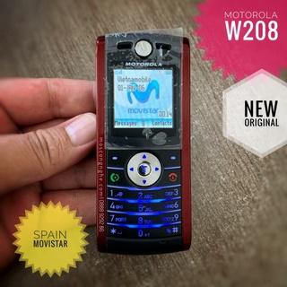 Hot Motorola W208 điện thoại ra đời từ năm 2006 Zin, mới chính hãng Điện thoại Motorola cổ. 2021 - thumbnail