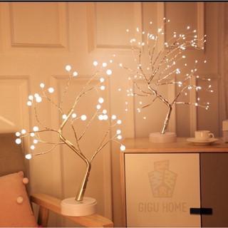 Đèn ngủ để bàn đèn trang trí hình cây Cao Cấp