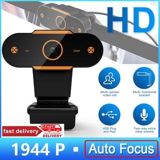 Webcam Full Hd 1080p Kèm Mic Cho Máy Tính thumbnail