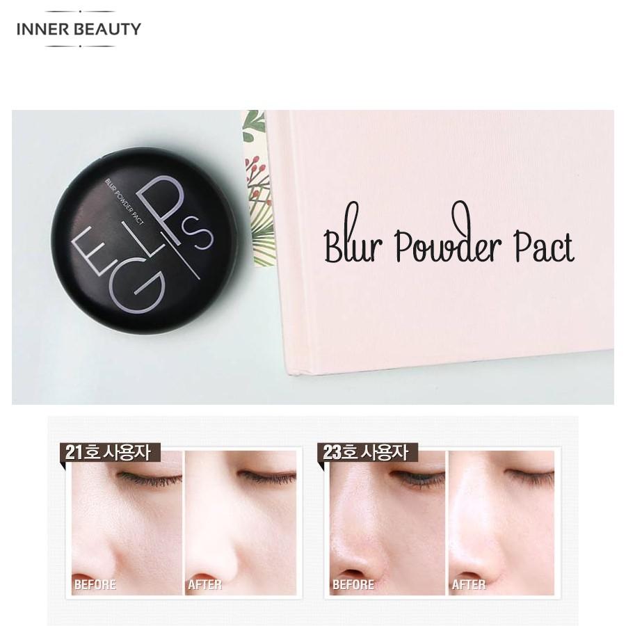 PHẤN PHỦ SIÊU MỊN DA eglips Blur Powder Pact