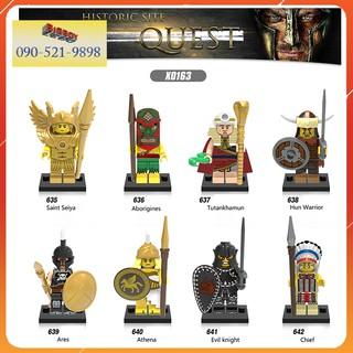 [New seal] LEGO Minifigures Series 15 – Bộ sưu tập nhân vật số 15 X1063 (Non Lego)