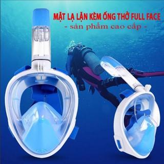Mặt Nạ Ống Thở Mặt Nạ Bơi van 1 chiều chống nước