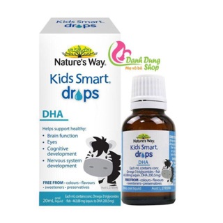 DHA Nature's Way Kids Smart Drops DHA