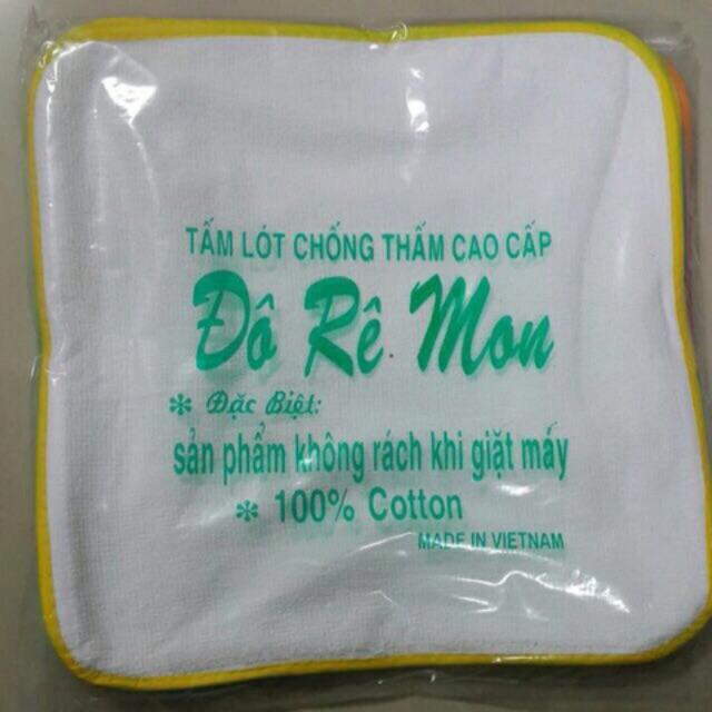 10 Tấm lót chống thấm bền đẹp cho bé giặt máy được