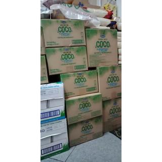 Thùng Nước Dừa Co Co Fresh 330ml -1000ml