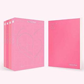 BTS ALBUM PERSONA (Hàng official nguyên seal full poster có sẵn)