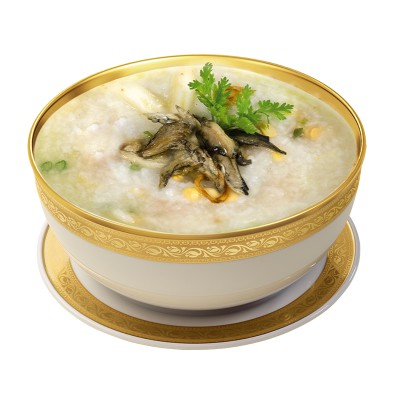 Cháo bổ dưỡng gà ác nhân sâm 240g SG Food