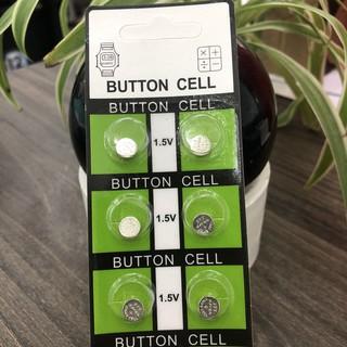 Pin đồng hồ đeo tay Button cell loại nhỏ 1.5V AG4 377A CX177 LR626W -DC4265 thumbnail