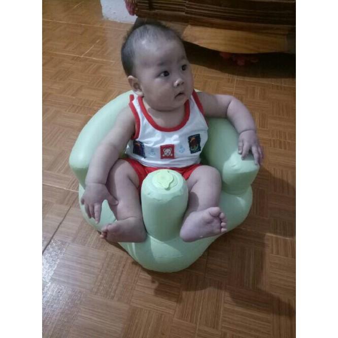 Ghế hơi tập ngồi cho bé BABY.