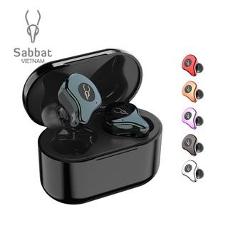 Tai nghe không dây Sabbat E12 ultra phiên bản mạ màu kim loại chính hãng bảo hàng 12 tháng