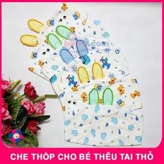 [Mẫu Mới] Che Thóp Hình Tai Thỏ Cho Bé Siêu Dễ Thương thumbnail