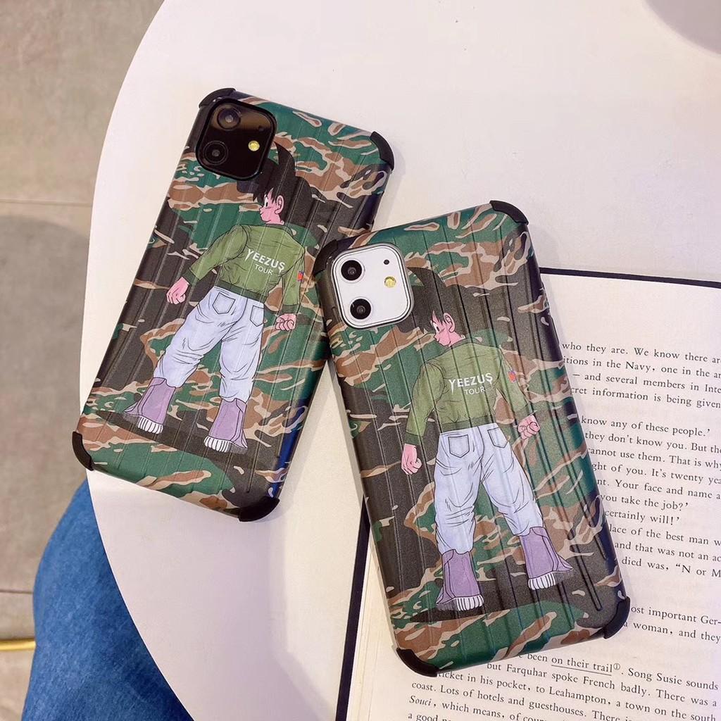สําหรับ iphone 11 pro max xs xr i 6 s 7 8 บวกเปลือกโทรศัพท์สร้างสรรค์การ์ตูนกลับ