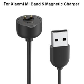 Dây Cáp Sạc Usb Thay Thế Cho Đồng Hồ Thông Minh Phù hợp với Xiaomi Mi Band 5 Miband 5 / 4 / 3 / 2