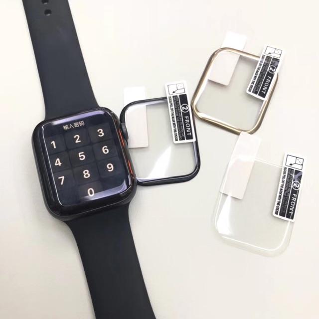Dán BẢO VỆ MÀN HÌNH cho Apple Watch 38/40/42/44mm