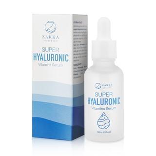[Mã FMCGM8 giảm 8% đơn 300k tối đa 70k] Serum Cấp Nước Phục Hồi Da - Super Hyaluronic Serum - Zakka Naturals thumbnail