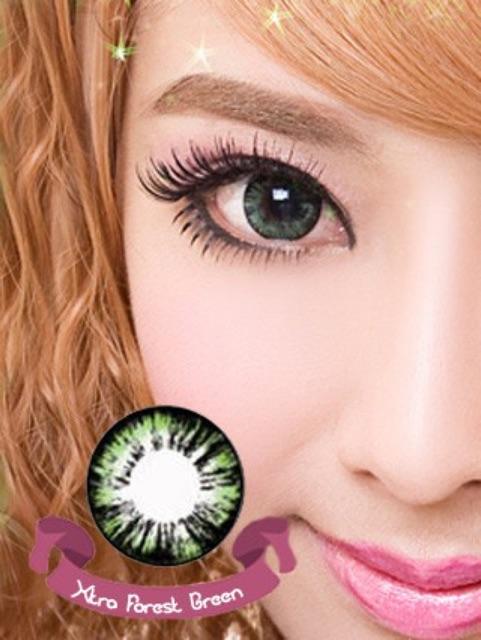 Forest lens green cận